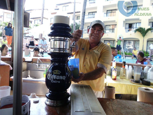 """Bebidas en Acuabar """"La Calandría"""""""
