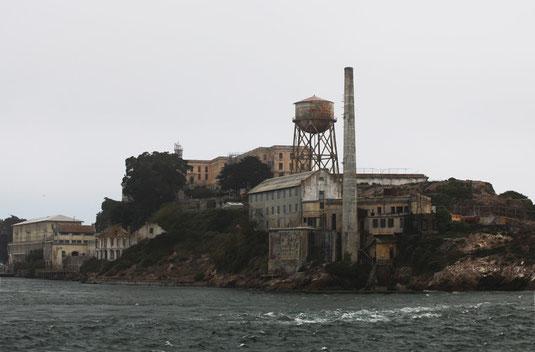 Alcatraz, USA