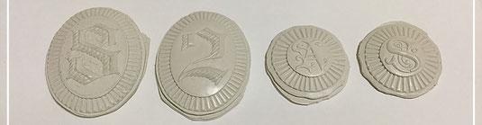 アクセサリー樹脂造形