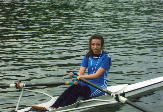 Franziska Thiele, AK 14 Leichtgewicht