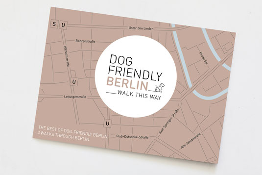 Dog-friendly Berlin map