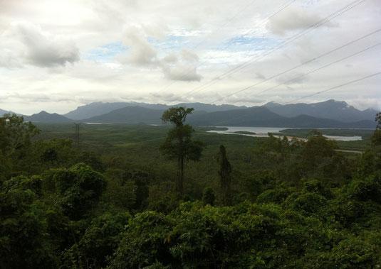 Lookout auf dem Weg nach Cairns
