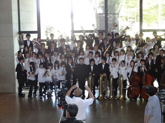 9月14日に、全日本吹奏楽コンクール西関東大会に出場いたしました。活動を支えてくださった皆様、当日お越しくださいました皆様に、改めて感謝申し上げます。