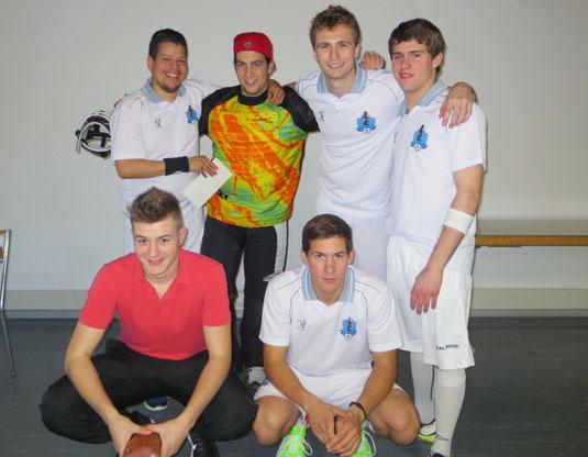 Knulla Floorball 3. Rang Herren