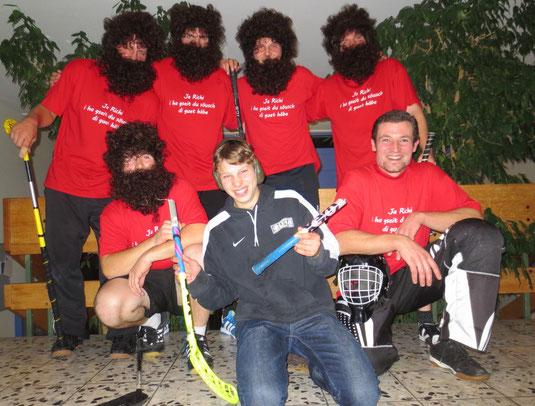 Team Frrrrrubis 3. Rang Köstüm