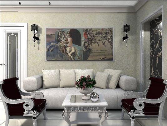 Интерьер в стиле Арт Деко (Art Deco)