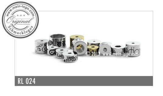 Logo Perlen, Logo Beads, Logoperle, Logobeads, Logorondelle