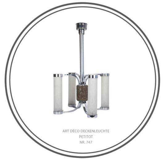 Petitot Deckenlampe Art Deco Wiesbaden Regine Schmitz-Avila