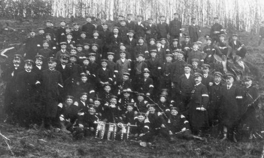 Die Heimwehr 1915