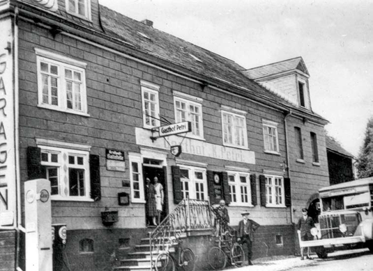 Hotel Petri 1929