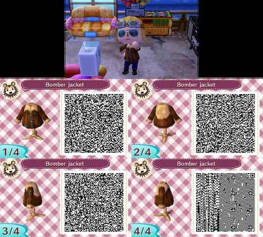 Für die männlichen User habe ich eine Fliegerjacke in braunen Leder.