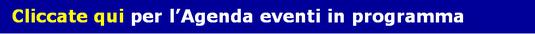 Agenda eventi management in programma