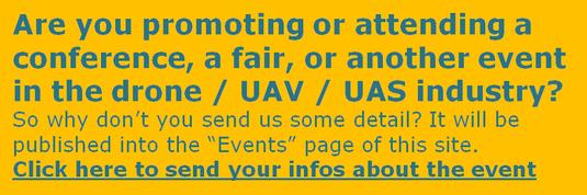DronesDrones Events Calendar