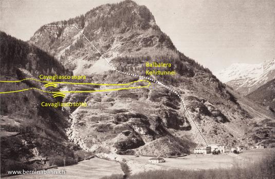 """420-012 Abbildung aus """"Die Kraftwerke Brusio 1904-1929"""""""