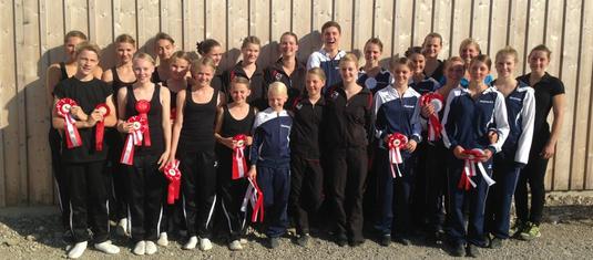 Oberland 1, 2 und 5 sowie Dodo im Einzel vertraten unseren Verein auf den Oberbayerischen Meisterschaften