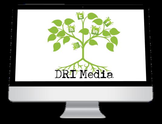 DRI Media, drimedia.com, websites