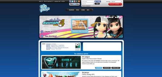 Ausblick auf die Alaplaya Page vom 02.02.2013