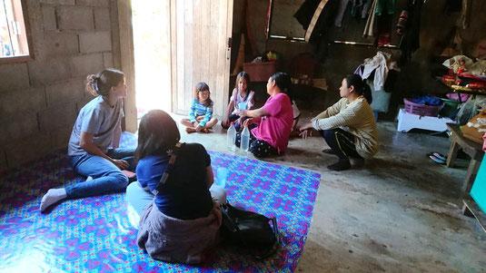 Beratung im Familienförderprogramm