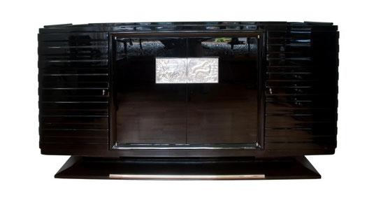 art deco wiesbaden regine schmitz avila art d co extravagant sideboard gaston poisson art deco. Black Bedroom Furniture Sets. Home Design Ideas
