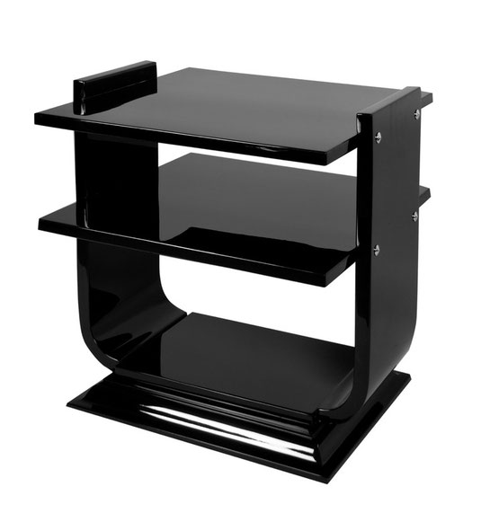 rechteckiger beistelltisch art deco m bel art deco spiegel art deco gem lde elegante. Black Bedroom Furniture Sets. Home Design Ideas