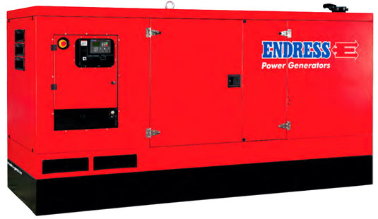 Generador Endress ESE 150 VW