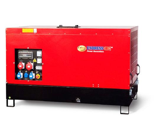 Generador Endress ESE 10 YW