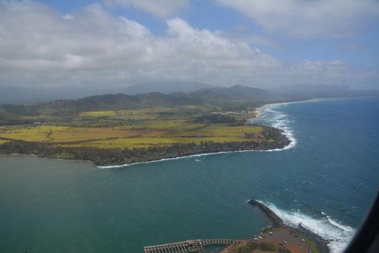 ein letzter Blick auf Kauai