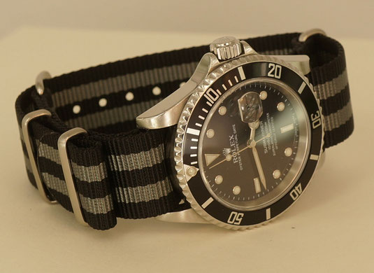Rolex triple six Sea dweller 16660