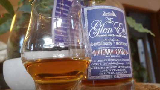 Glen Els Distillery Edition Sherry Casks