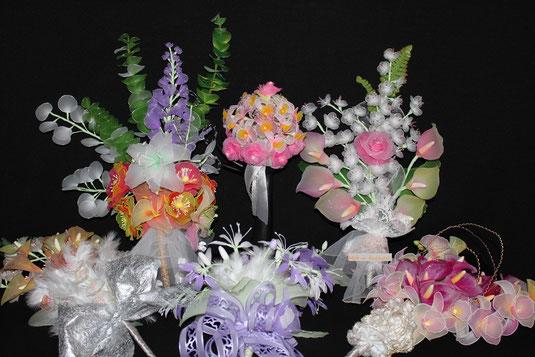 Bouquet de Mariage artisanal