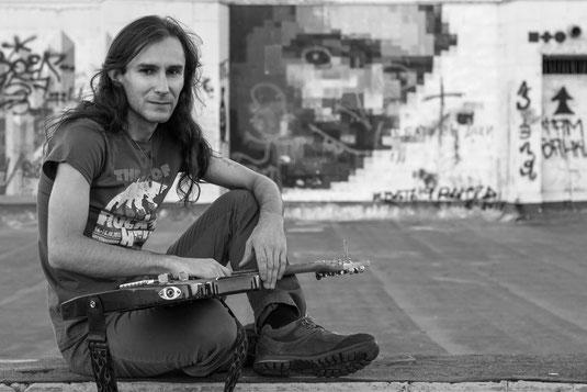 Михаил Крюков, Добрый Шубинъ, гитарист, Летописи Междуречья