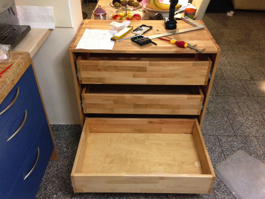 Kitchen cabinet - ShareNiceThings - Your DIY Tech Ressource