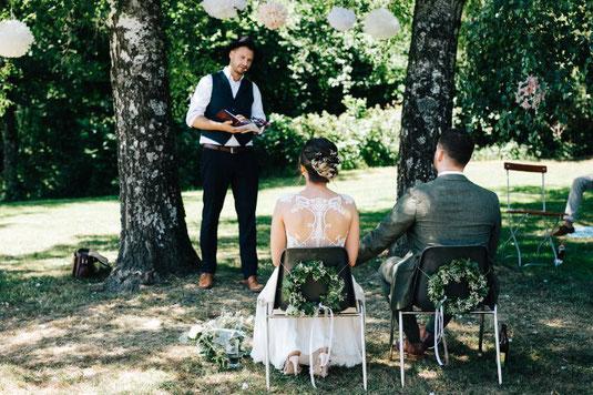 Freie Trauung Bayern, Freier Trauredner Bayern, Hochzeitsredner, Strauß und Fliege, Heiraten in München