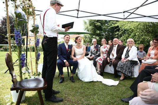 Freie Trauung, Hochzeitsredner, Hochzeit München, Redner München