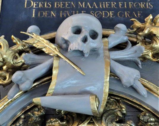 Gefunden in: Vor Frelsers Kirke (Erlöserkirche) in Horsens, Dänemark