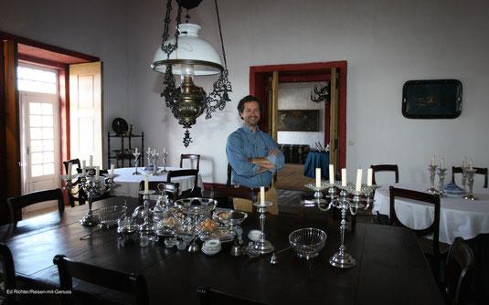 Hotel Provezende Weingut Morgadio da Calcada Douro-Tal Portugal Ed Richter reisen-mit-genuss.de