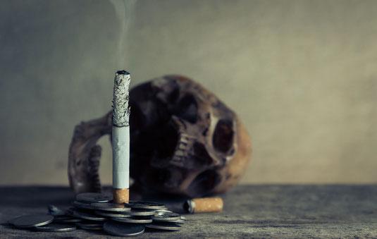 Nikotin, Alkohol und Drogen bei RLS