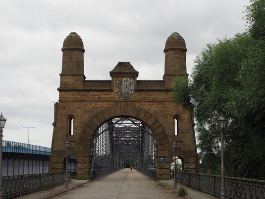 alte Elbebrücke, Hamburg