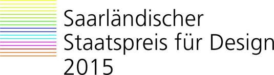 Saarländischer Staatspreis für Design 2015