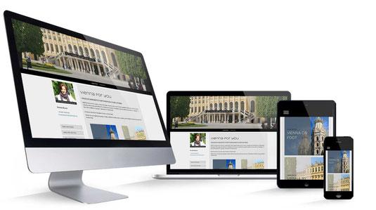 fremdenführerin renate bauer webdesign viennaforyou