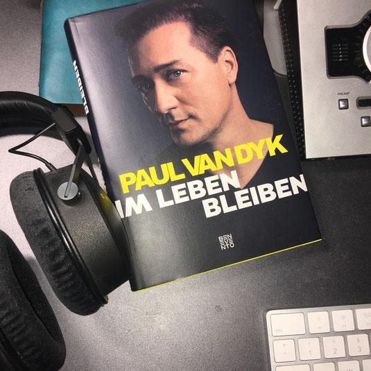 Buch Cover Im Leben Bleiben