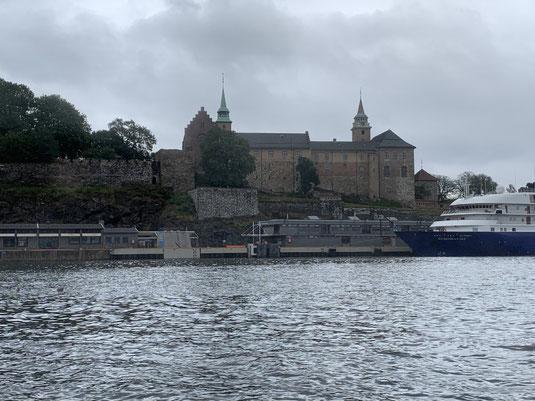 Oslo,Norwegen, Akershus Festung, Burg, Festning