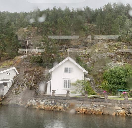 Oslo,Norwegen, Fjord