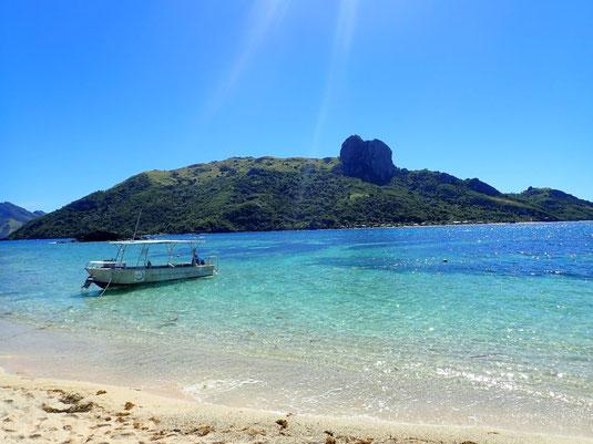 Kuata Island, Yasawa, Fidschi