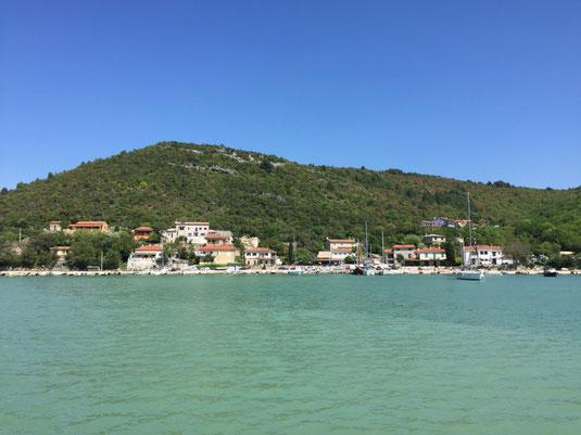 Kroatien, Segeln, Segeltörn,Trget, Marina, Reisebericht, Reiseblog