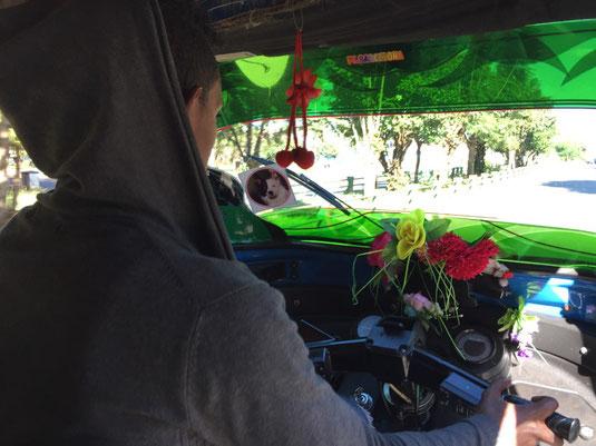 Tuk Tuk in Äthiopien, Lalibela