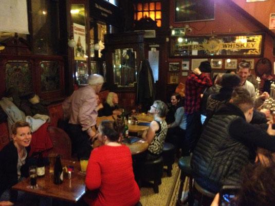 Dublin, The International Bar
