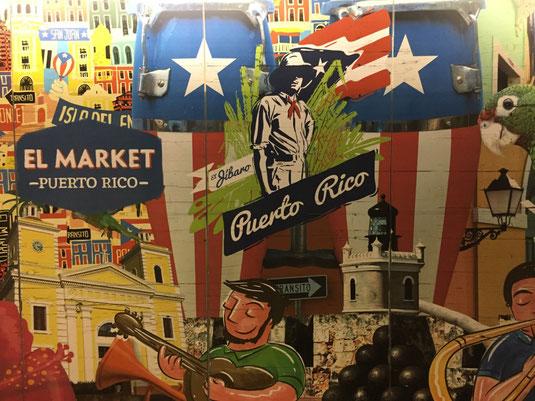 El Market, Puerto Rico, San Juan, Altstadt