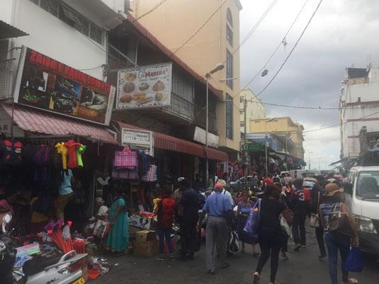 Port Luis - Central Market