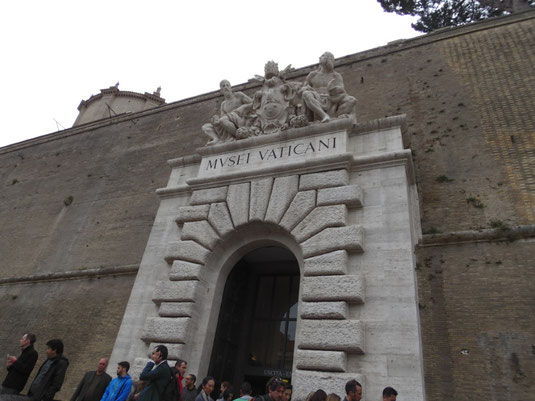 Italien, Rom, Vatikan, Vatikanstadt, Petersdom, Museum